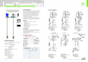 Hanla IMS - FLT Series Level Transmitter
