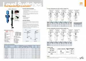 Hanla IMS - OMS Series Level Switch