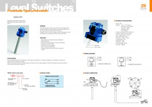 Hanla IMS - HPS Level Switch